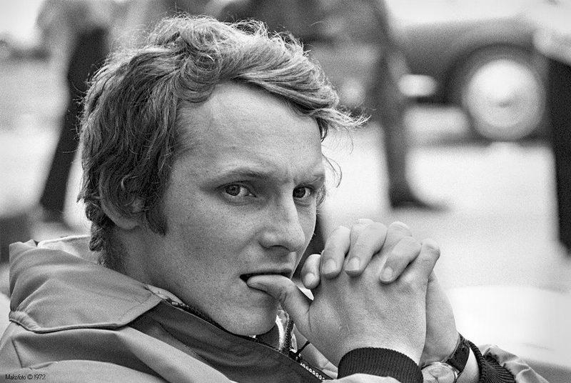¿Para que equipo NO corrió Niki Lauda?
