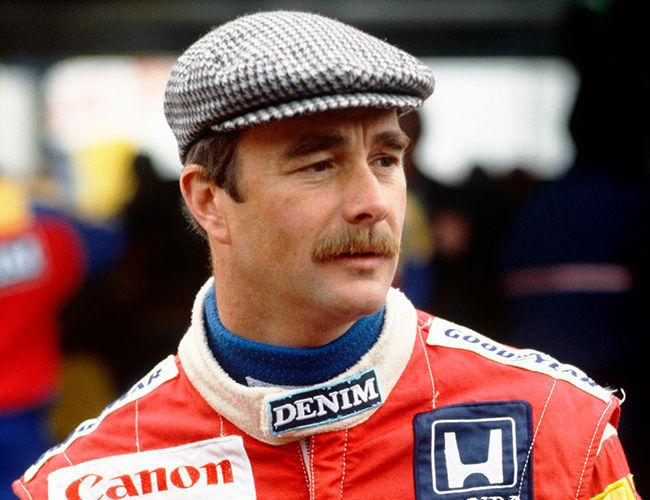 ¿Para que equipo NO corrió Nigel Mansell?