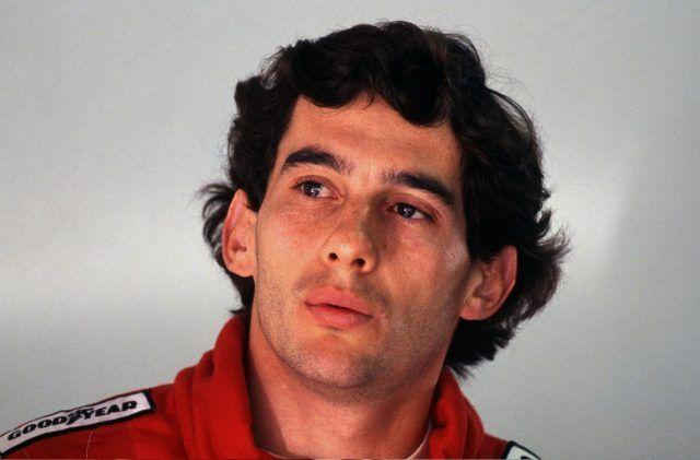 ¿Para que equipo NO corrió Ayrton Senna?