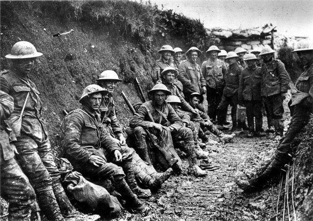 ¿En qué fecha comienza la Primera Guerra Mundial?