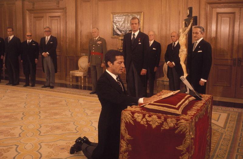 ¿En qué fecha es proclamado Adolfo Suárez, presidente de España, primer presidente democrático de la Hª de España?