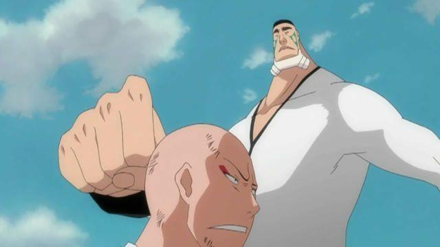 En la saga de la batalla por Karakura. ¿Cuál es la principal razón para que Choe Neng Poww haya derrotado a Ikkaku Madarame?