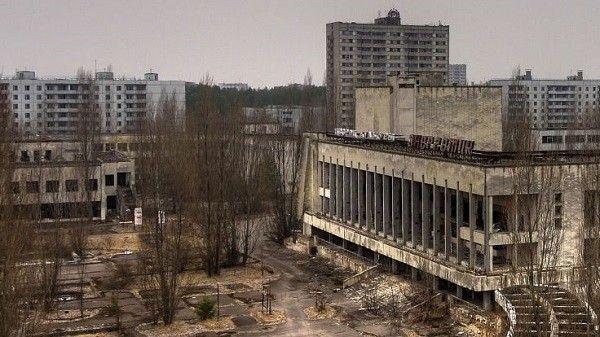 ¿En qué fecha se produce el accidente de Chernobil?