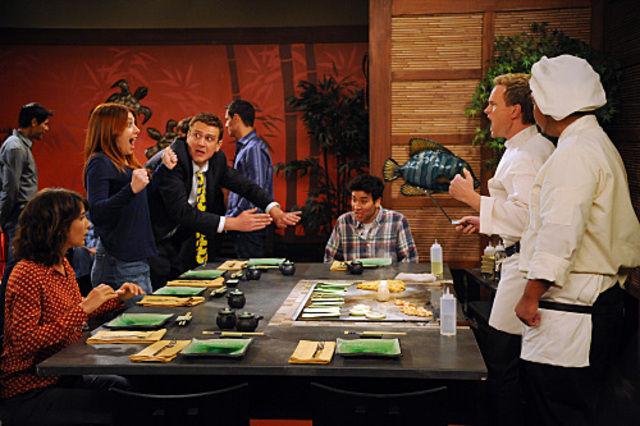 ¿Qué habría podido hacer Barney si lograba ganar la apuesta por la que se vio obligado a usar la corbata de patito por un año?