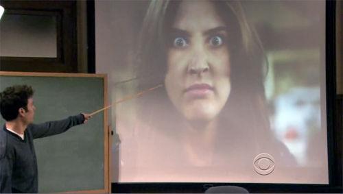 ¿Acorde a Ted cuál de las siguientes opciones no es un tema para distraer a Robin cuando está enojada?