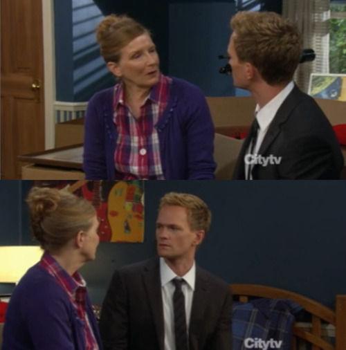 ¿Qué motiva a Barney a querer conocer a su verdadero padre?