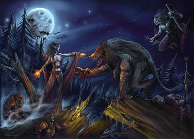 22881 - Según tu personalidad, ¿qué monstruo serías?