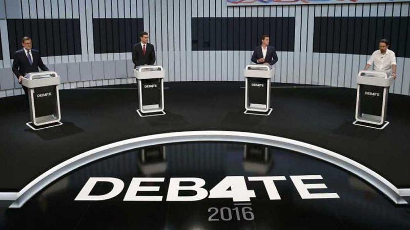 ¿Crees que los líderes actuales de los cuatro principales partidos deberían volver a presentarse a unas terceras elecciones?