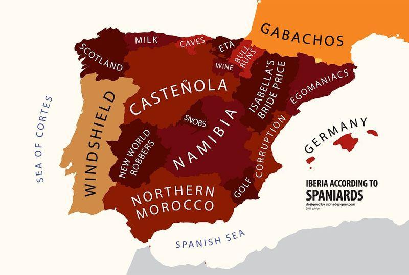 22926 - TÓPICOS ESPAÑOLES: ¿Son ciertos según tú?