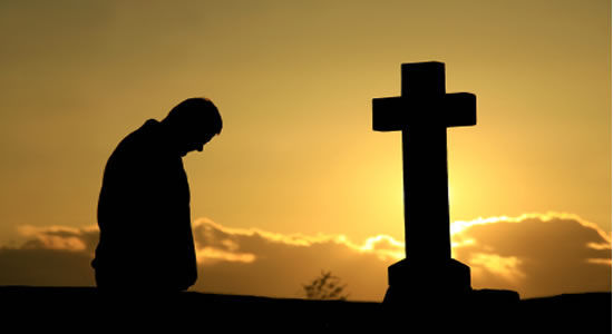 ¿Como reaccionas a la muerte de un familiar?