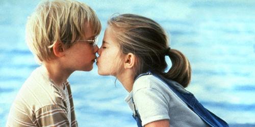 ¿En qué etapa de tu vida recibiste tu primer beso?