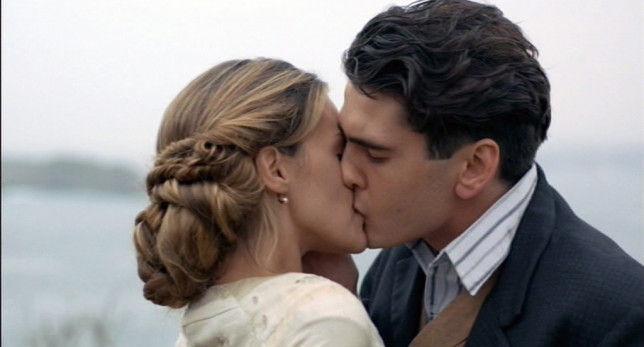 ¿Podrías pasar por mucho tiempo besando?
