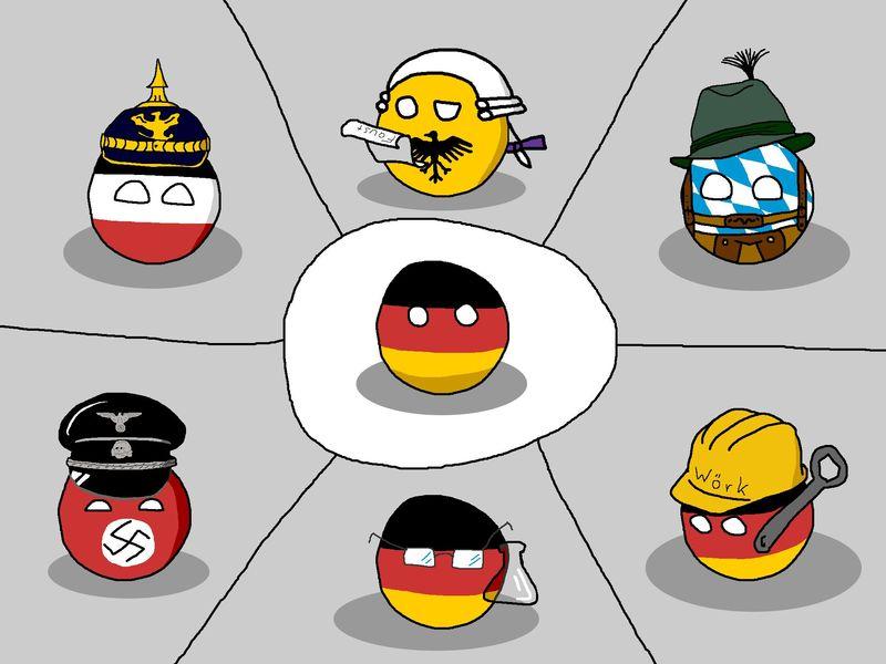 Los alemanes adoran la organización, las normas y la estructuración.