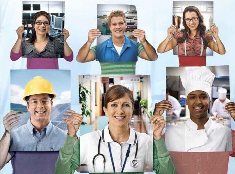 ¿Cuántos trabajos distintos has tenido hasta ahora? (que no tengan nada que ver unos con otros)