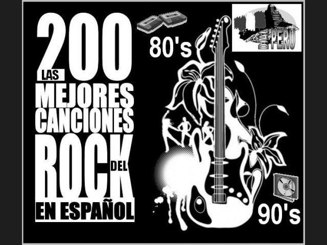 23014 - Sigue la canción de estos grupos de rock españoles