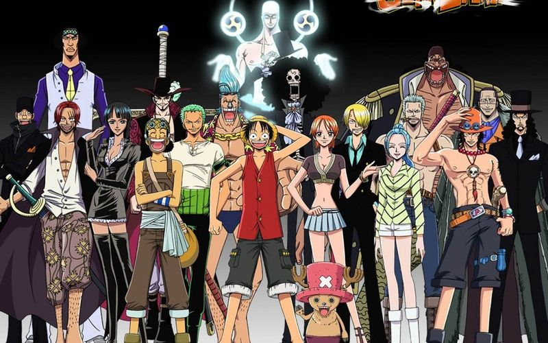 23096 - One Piece en carne y hueso