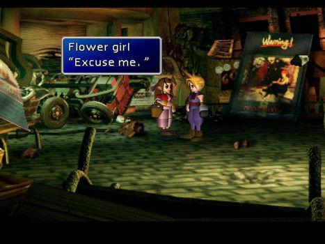 ¿Qué pide a cambio de una flor la florista?