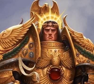 Vamos con una fácil: ¿Como se llama el emperador de la Humanidad?