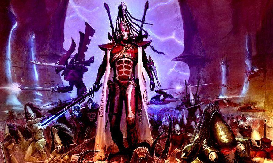 ¿Cuantos dioses eldar sobrevivieron a La Caída?