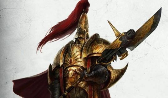 ¿Quien era el líder del Adeptus Custodes durante la Gran Cruzada y la Herejía de Horus?