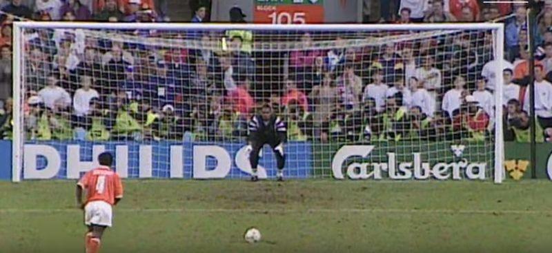 Clarence Seedorf - Eurocopa 1996