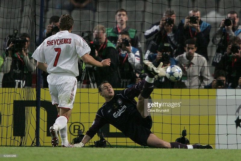 Andriy Shevchenko - UEFA Champions League 2004/2005