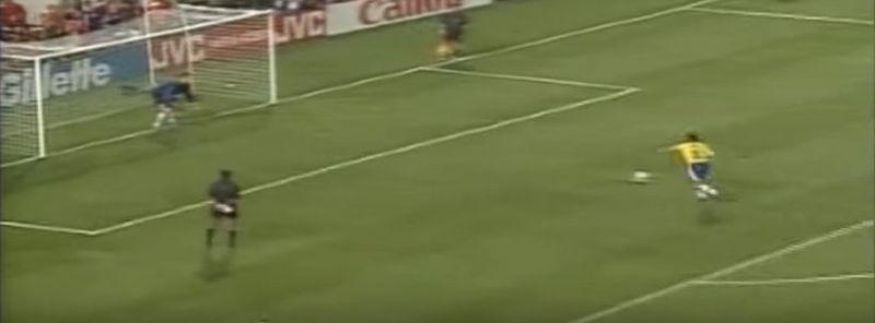 Dunga - Mundial Francia 1998