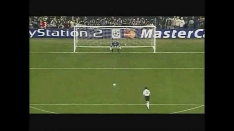 Mauricio Pellegrino - UEFA Champions League 2000/2001