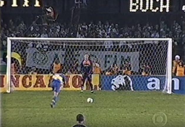 Jorge Bermúdez - Copa Libertadores 2000