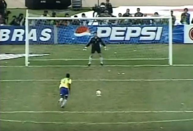 Juan Silveira - Copa América 2004