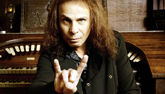 Ronnie James Dio (Cantante de Rainbow y Black Sabbath)