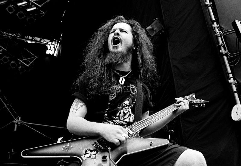 Dimebag Darrell (Guitarrista de Pantera)