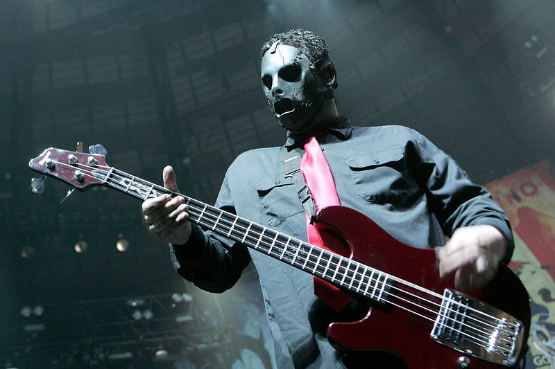 Paul Gray (Bajista de Slipknot)