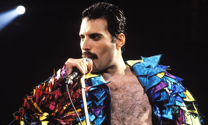 Freddie Mercury (Cantante de Queen)