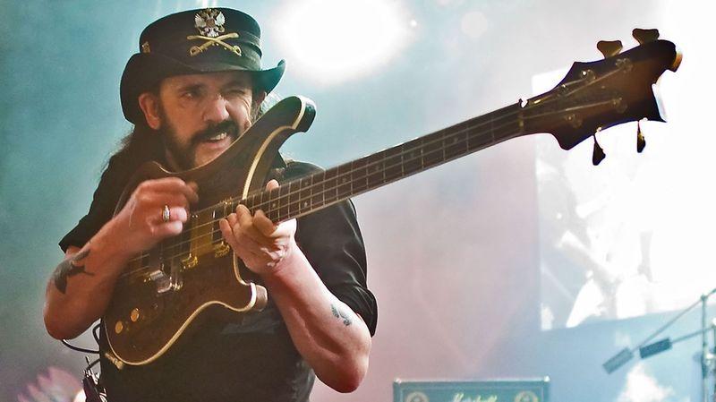 Lemmy Kilmister (Cantante de Motörhead)