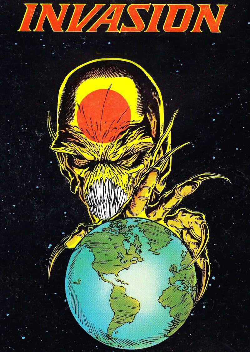 ¡Los extraterrestres invaden la Tierra ¿Qué haces?