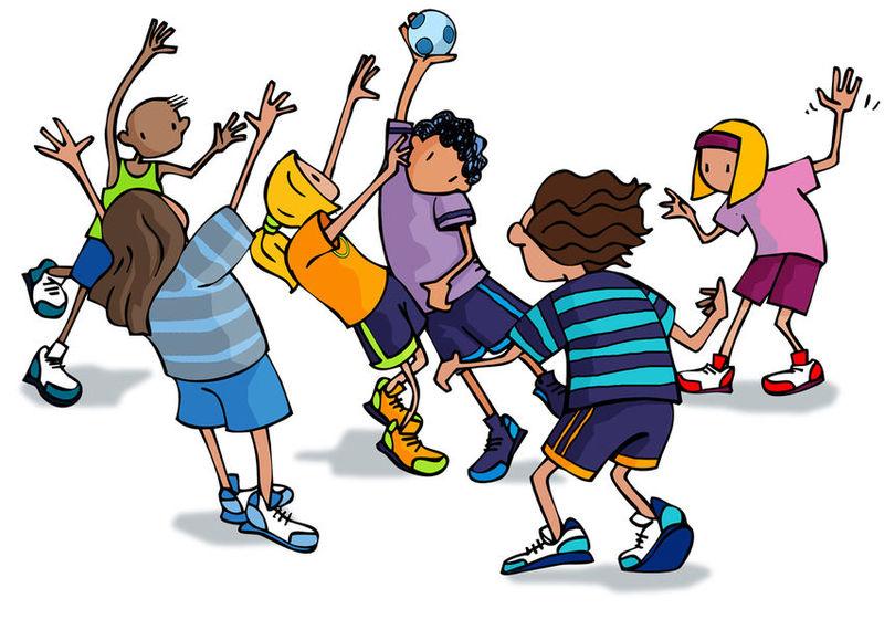 Siguiente hora toca educación física. El profesor os deja tiempo libre. ¿Qué propones hacer?