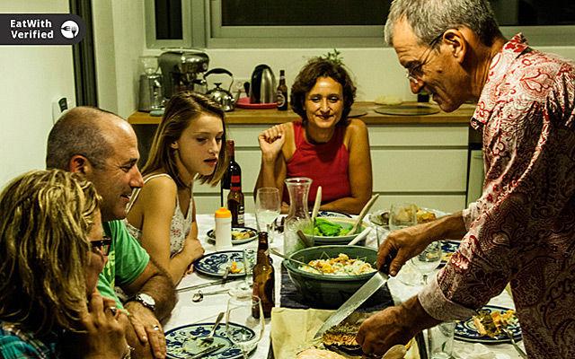 Llegas por fin a tu casa. Terminas de comer con tu familia, ¿Qué haces?