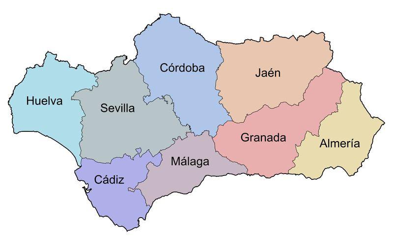 Si eres andaluz, ¿de qúe provincia?