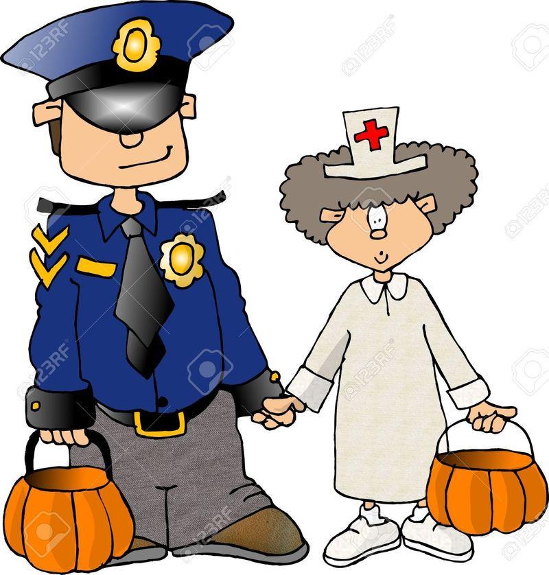 ¿Qué tiene más resultados? ¿Police o Nurse?