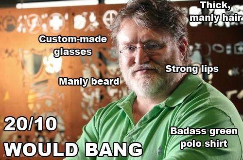 ¿Qué tiene más resultados? ¿Gabe Newell o Bill Gates?