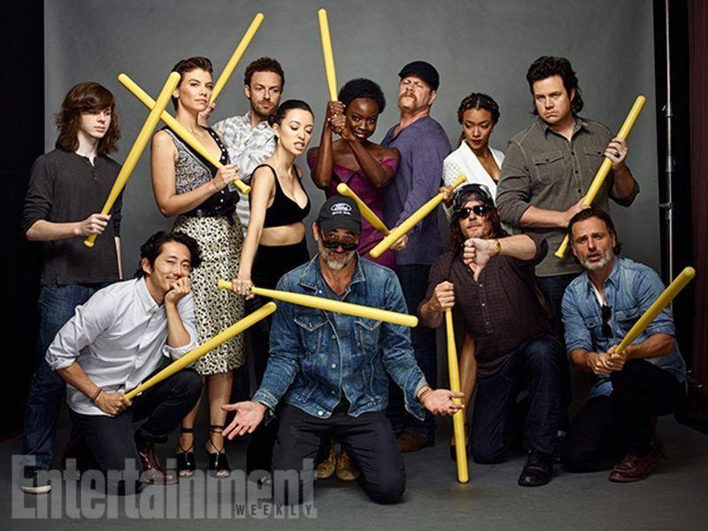 23207 - ¿Qué personaje de The Walking Dead serías?