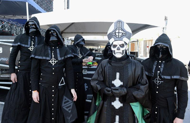 ¿Qué famosísimo miembro de una famosísima banda se ha declarado muy fan de Ghost?