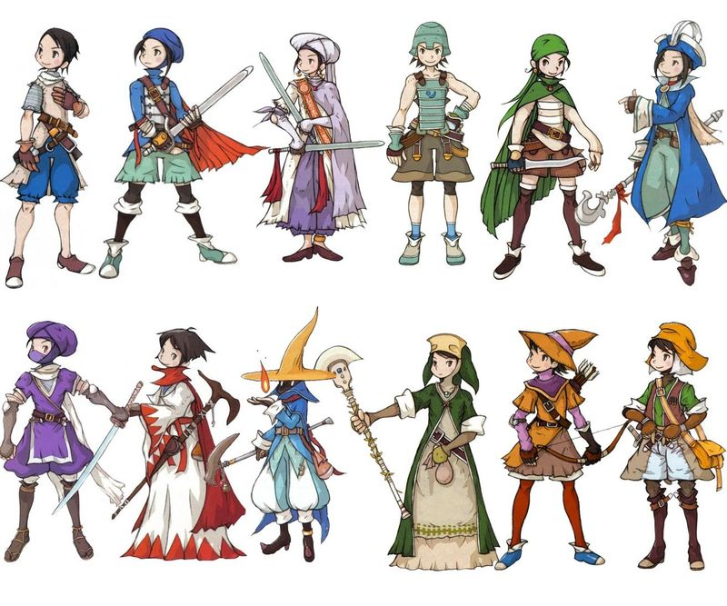 ¿Cuál sería tu oficio en algún RPG o mundo fantástico? (puedes usar como referencia algún otro test para responder esta)