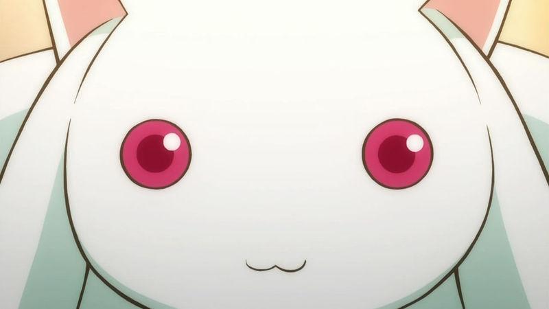 Para los que han visto el anime, ¿harías el contrato con Kyubey?