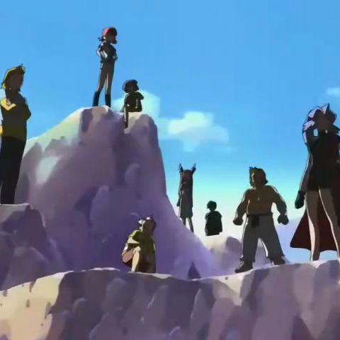 Has entrenado a tu equipo, tus Pokémon están a un nivel altísimo pero. Cual de estos personajes es más difícil de derrotar?