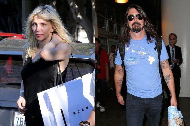 El legado de la banda grunge por excelencia... ¿Debería tenerlo la mujer de Kurt o el batería de Nirvana?