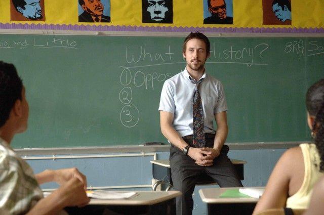 Da igual si eres buen alumno o no. El/La profesor/a está casad@. ¿Qué haces ahora?