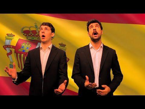 ¿Cual sería el himno?
