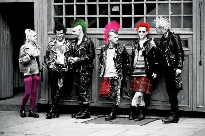 ¿Quién maneja mejor los tres acordes mágicos del punk?